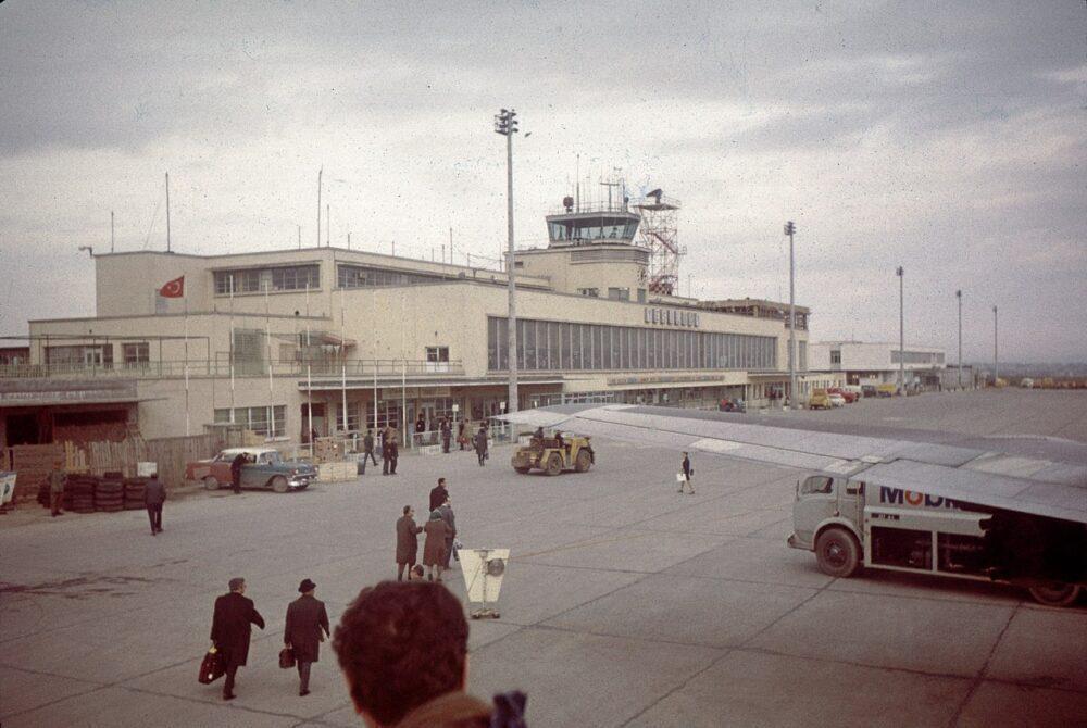 Istanbul Ataturk Old Terminal