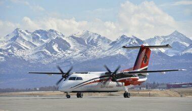 Bombardier Dash 8 de Havilland Dash 8-100