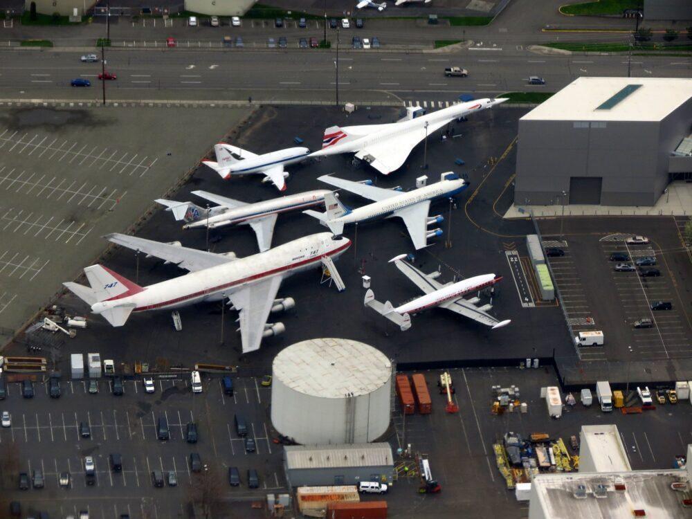 Concorde Museum of Flight