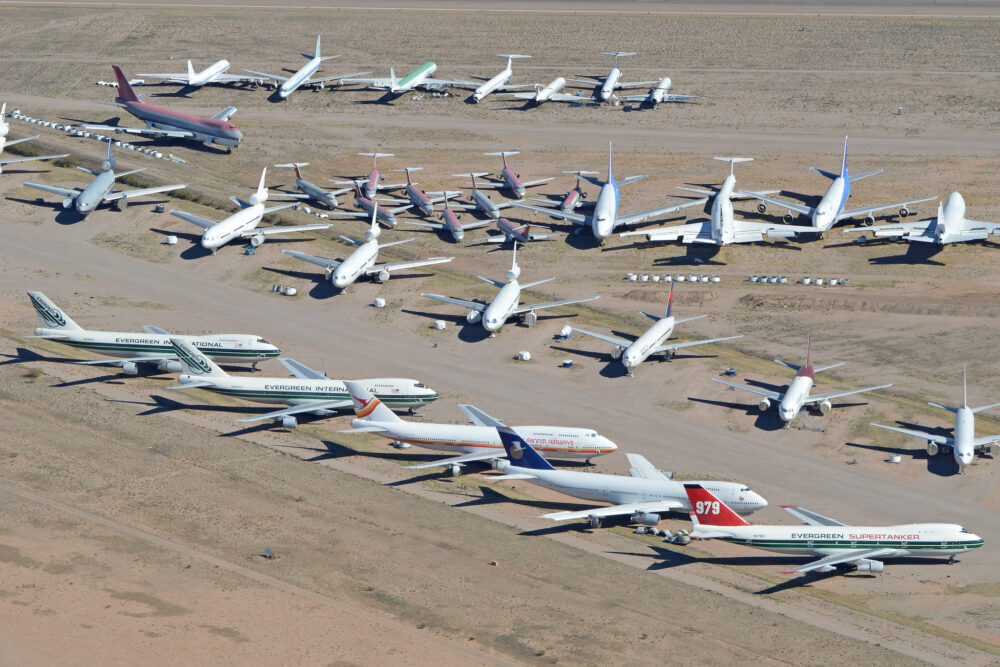 Televangelist's Boeing 747 Unlikely To Ever Leave Pinal Airpark