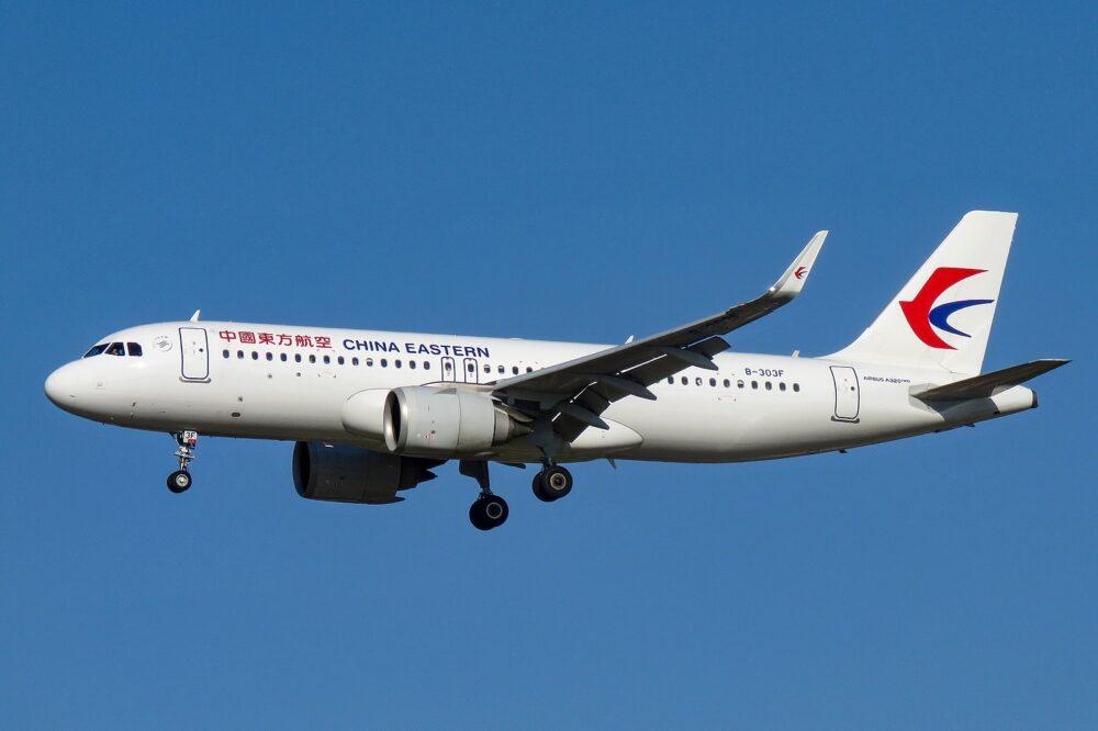 China Eastern A320neo