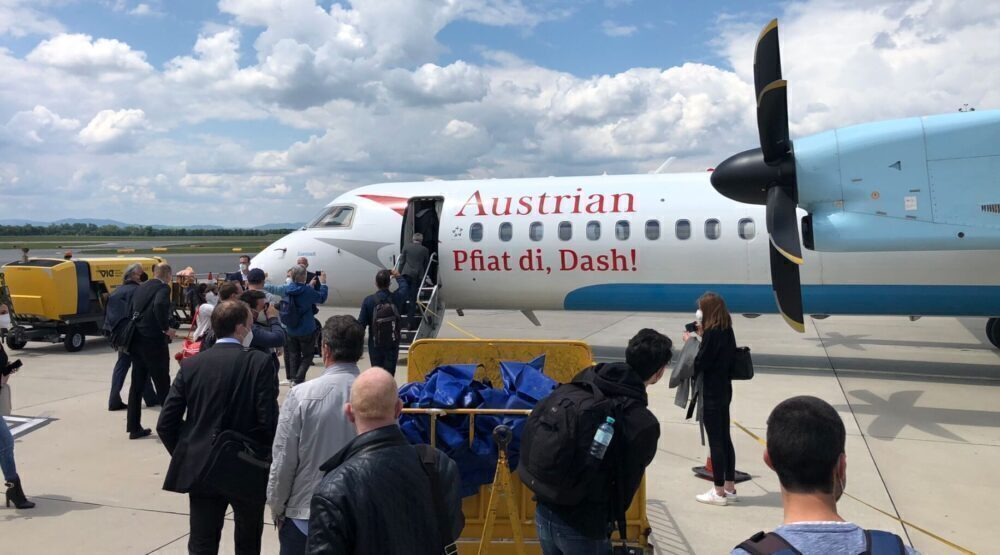 Gone But Not Forgotten: The Importance Of Austrian's Dash 8s