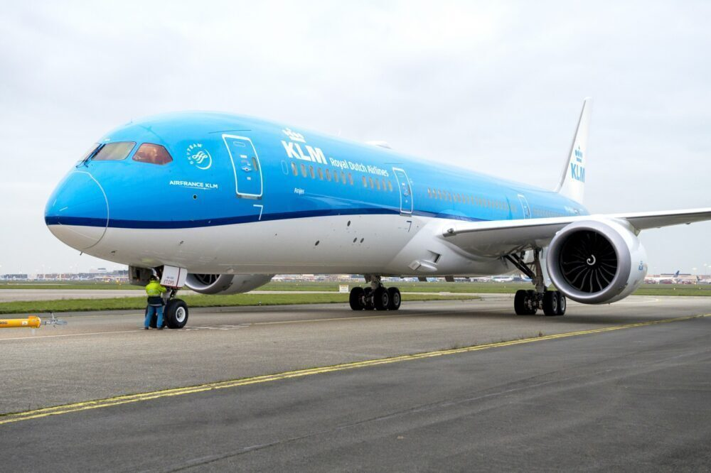 KLM Doesn't Need Any Additional Government Assistance