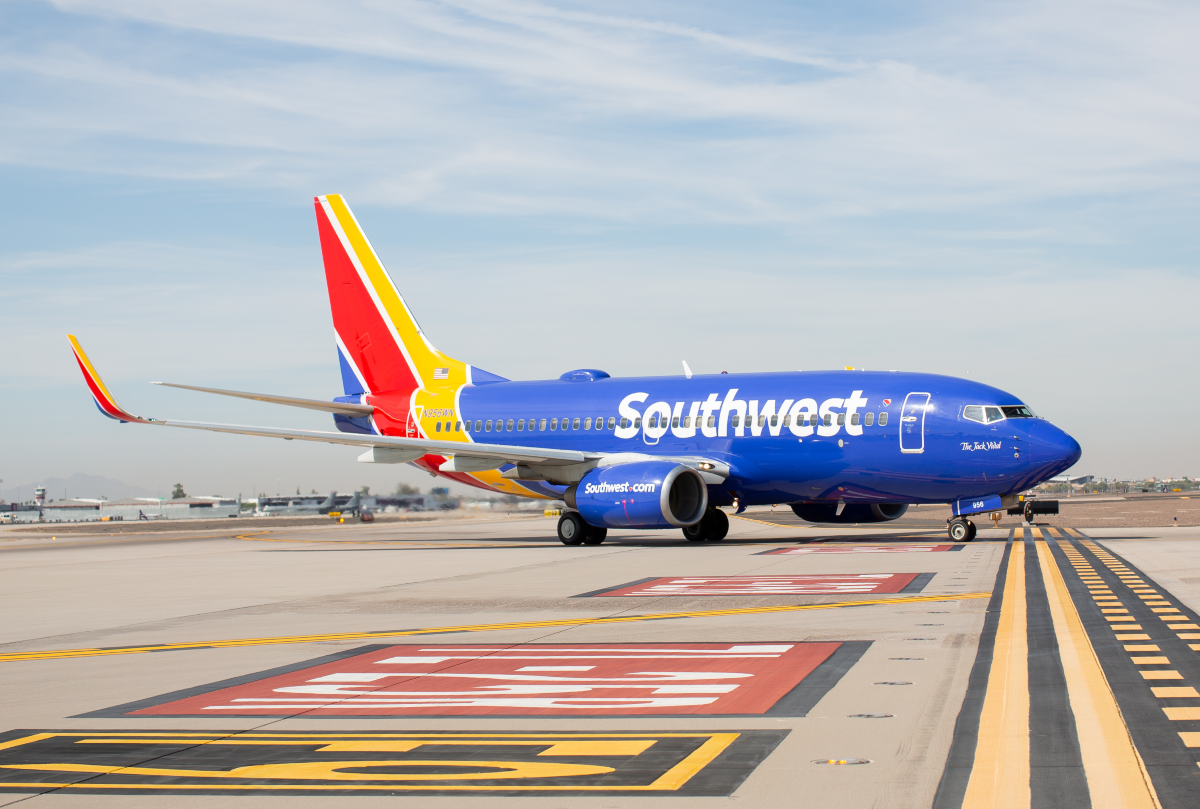 Southwest Airlines Adds New Destinations While Extending Schedule