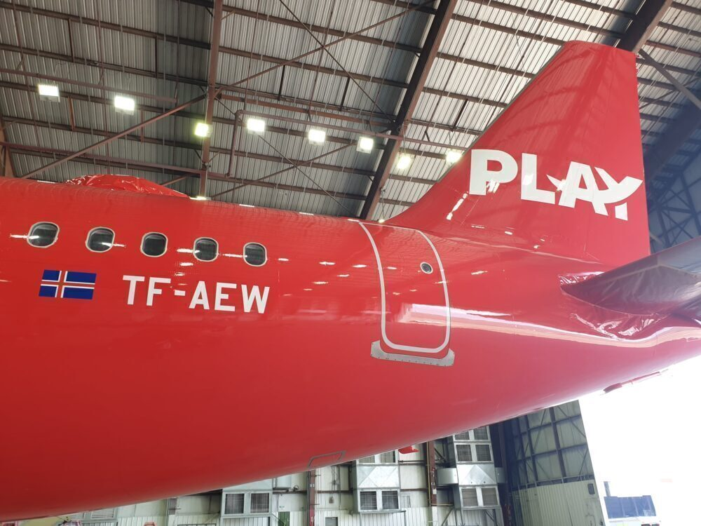 Icelandic Carrier PLAY Reveals Stunning Airbus A321neo