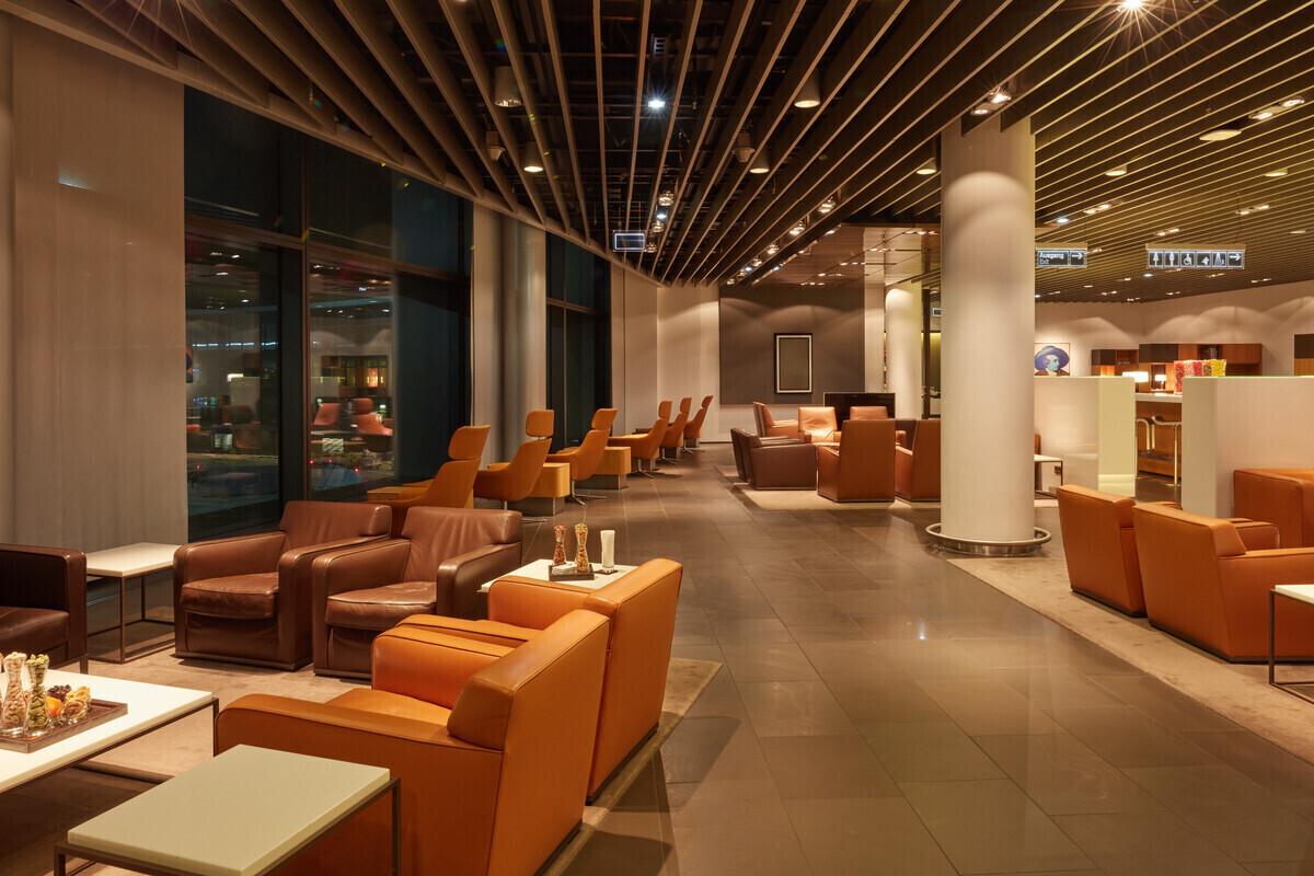 Lufthansa, Lounges, Paid Access