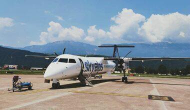 Sky Alps Dash 8-400
