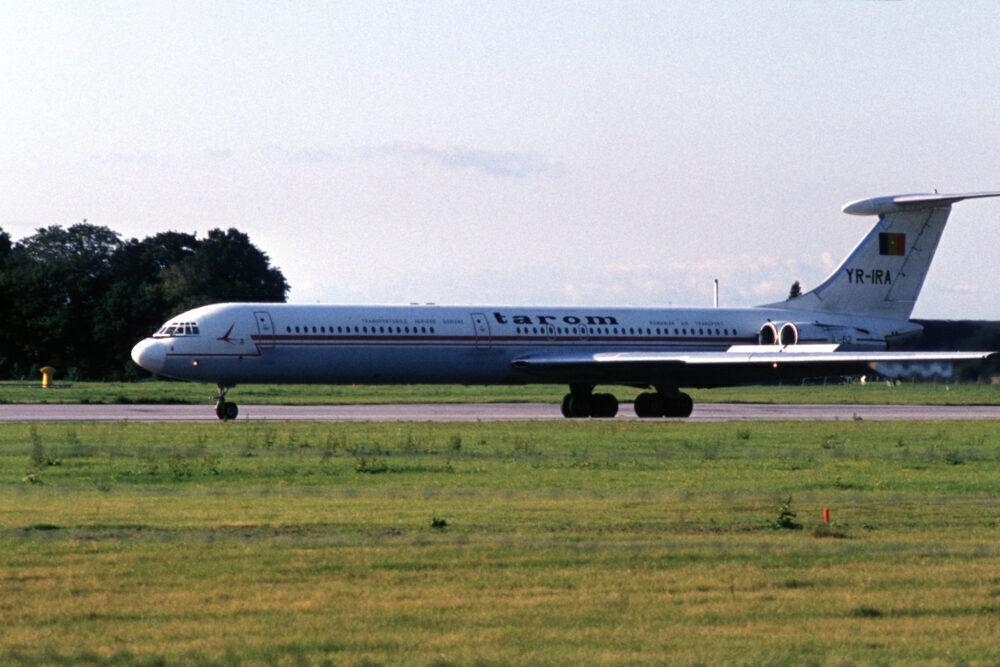 Tarom Ilyushin Il-62