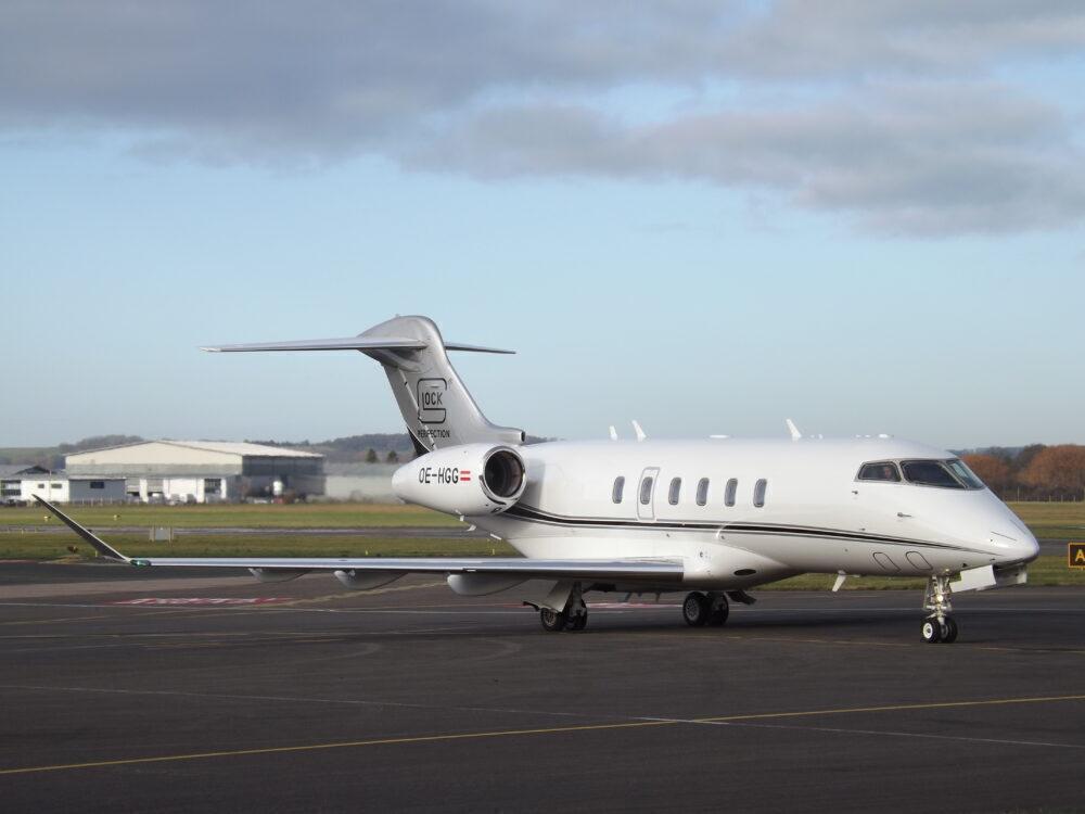Bombardier 350