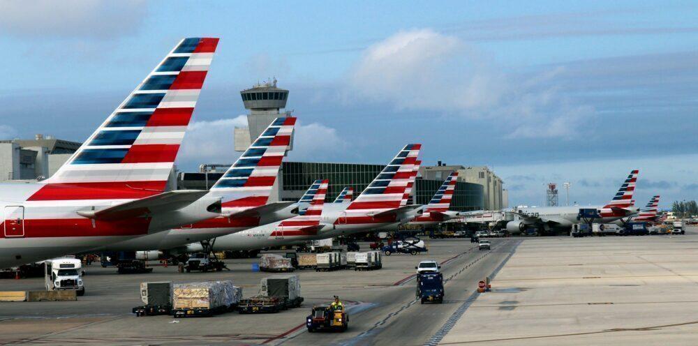 American Airlines Miami