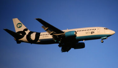 Go Fly Boeing 737
