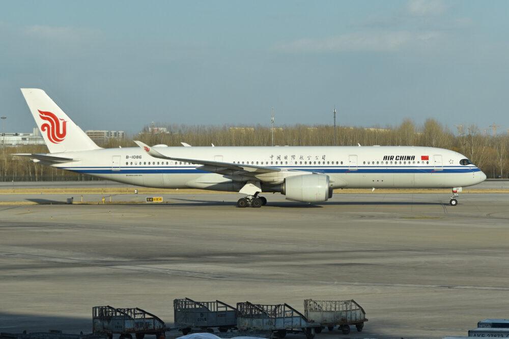 Air China Airbus A350