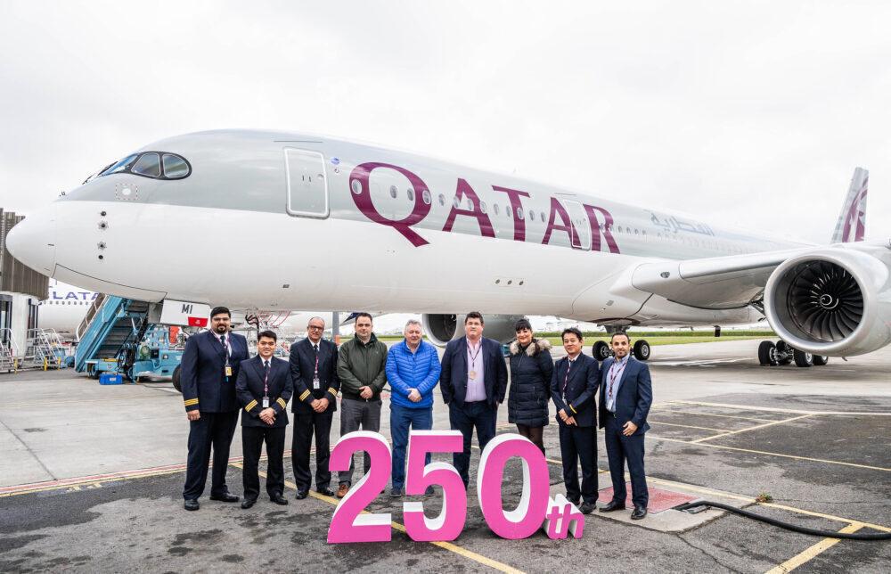 Qatar Airways' Airbus Annoyance Isn't Related To Paint Jobs