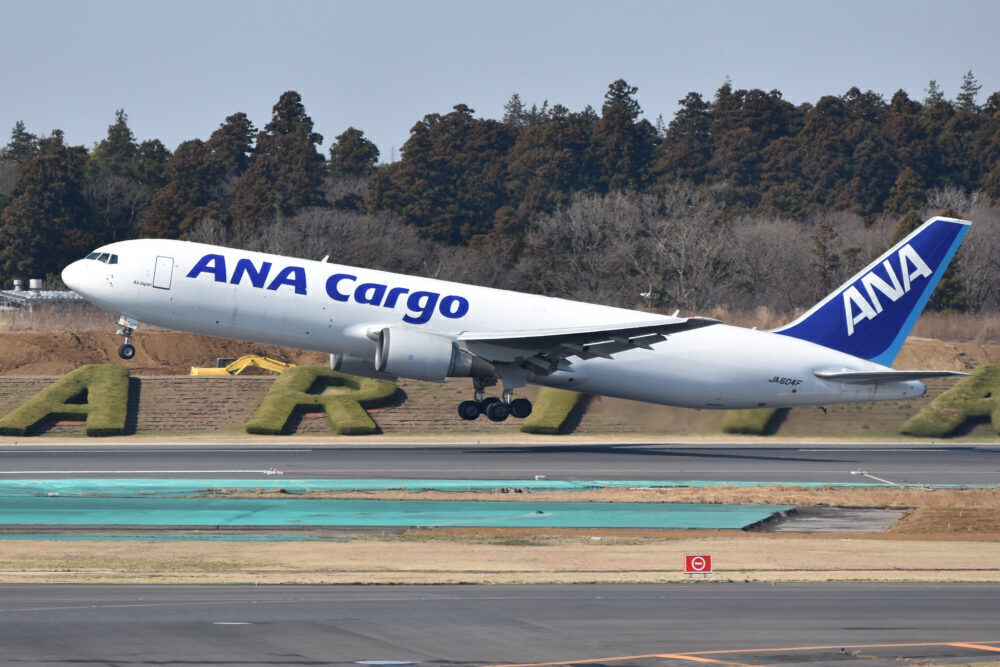 ANA Cargo Boeing 767-300F