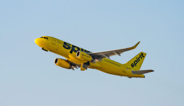 Spirit Airlines A320-200