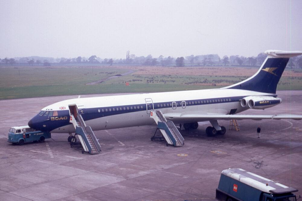 BOAC Vickers VC10