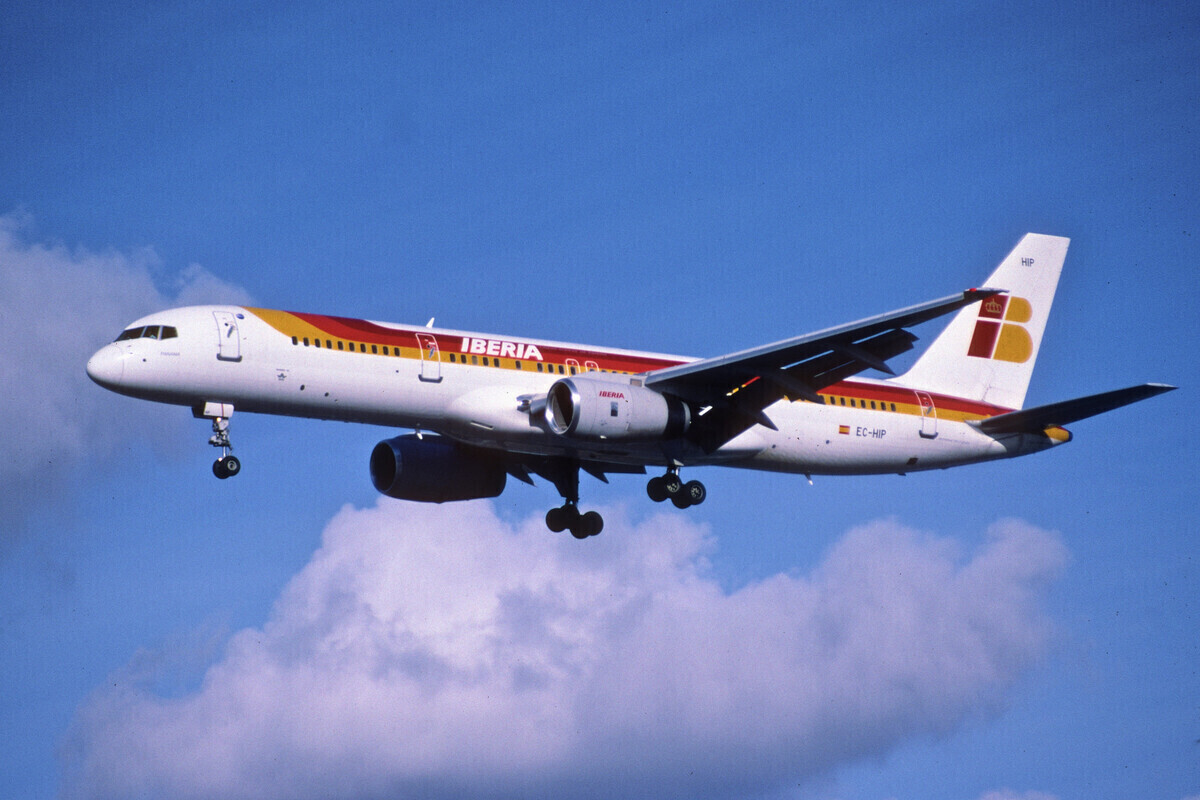 What Became Of Iberia's Boeing 757s?