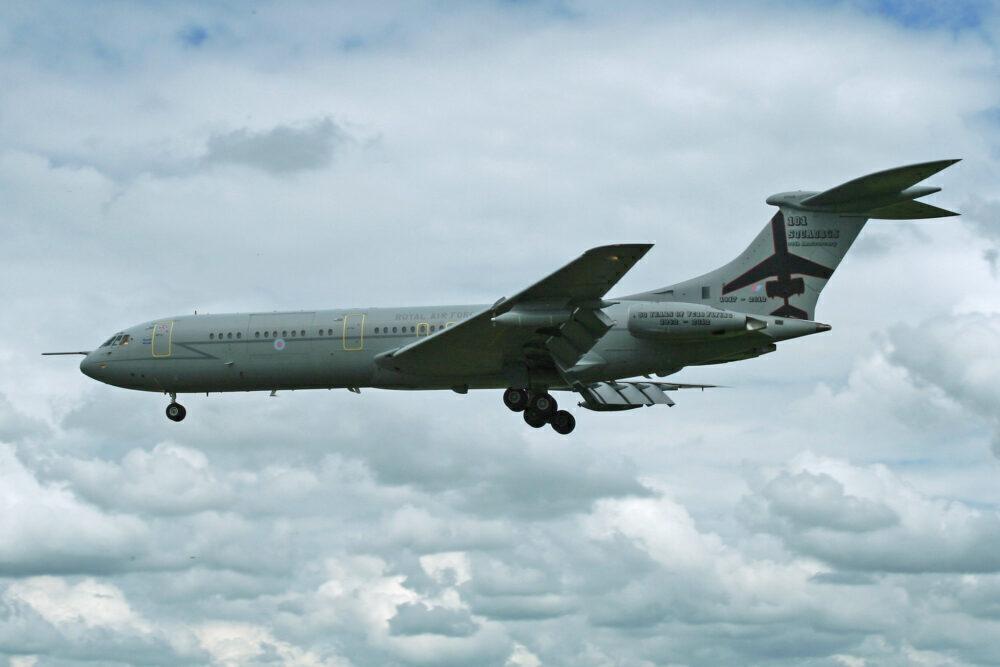 RAF Vickers VC10