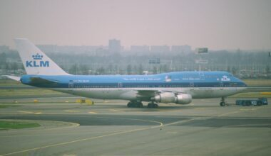 KLM Boeing 747-200 SUD