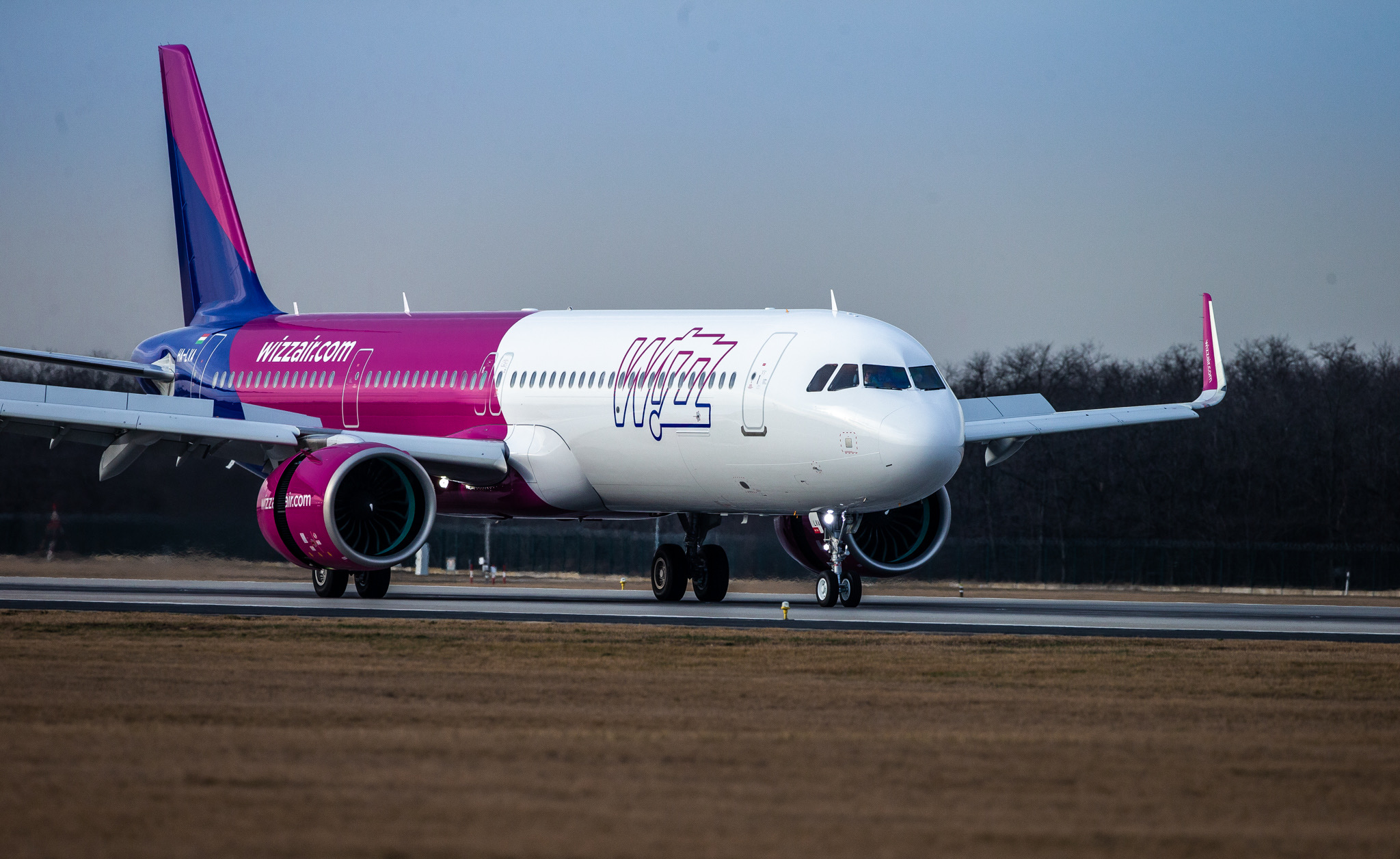 Wizz Air Launches Its First UK Domestic Service