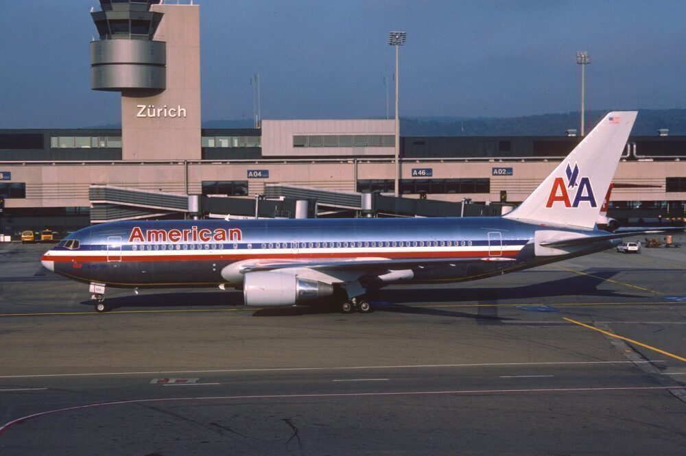 American Airlines Boeing 767-200ER