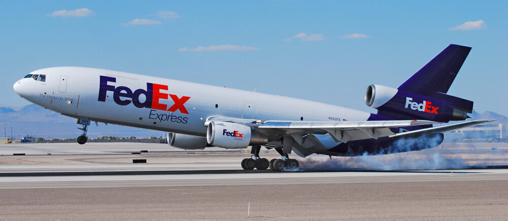 FedEx Has Retired The World's Last Active Commercial MD-10-10F