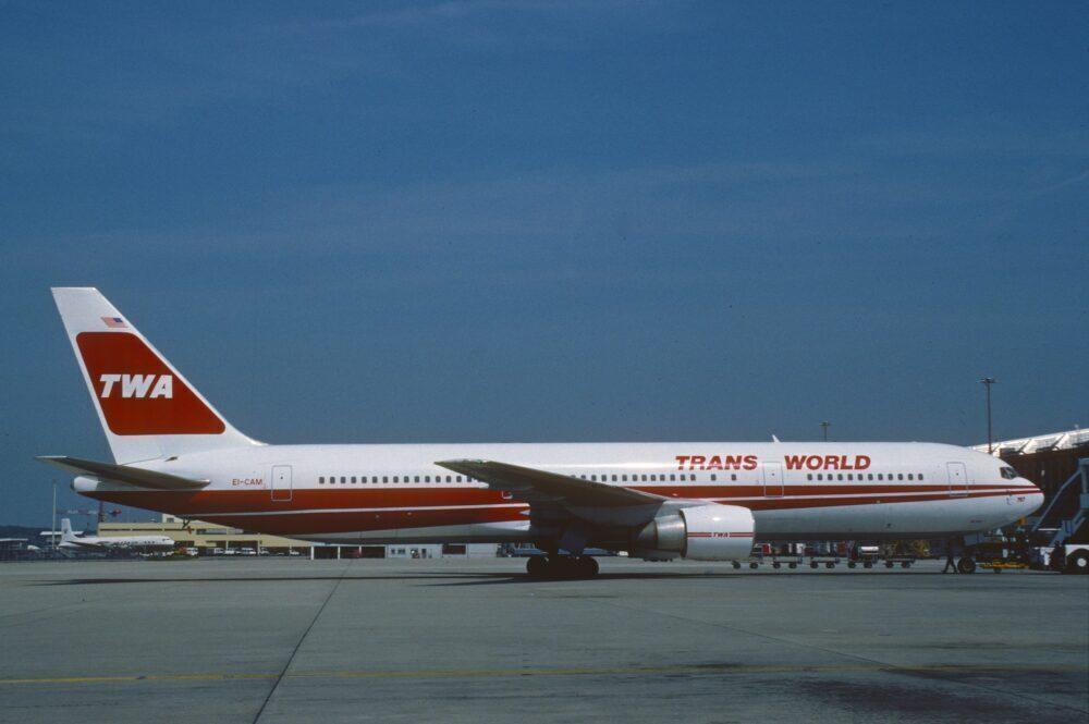 TWA Boeing 767-300ER