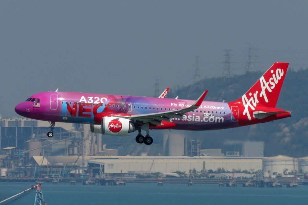 AirAsia Is Offering Just 19% Of Its Pre-Pandemic Capacity