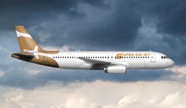 A320-200 Super Air Jet