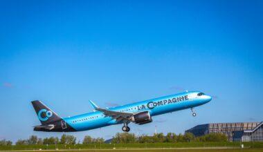 La Compagnie A321neo Jet