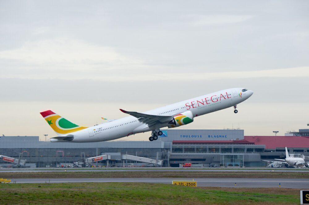 Air Senegal Airbus A330neo