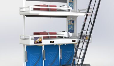 Economy Sky-Dream bunk beds