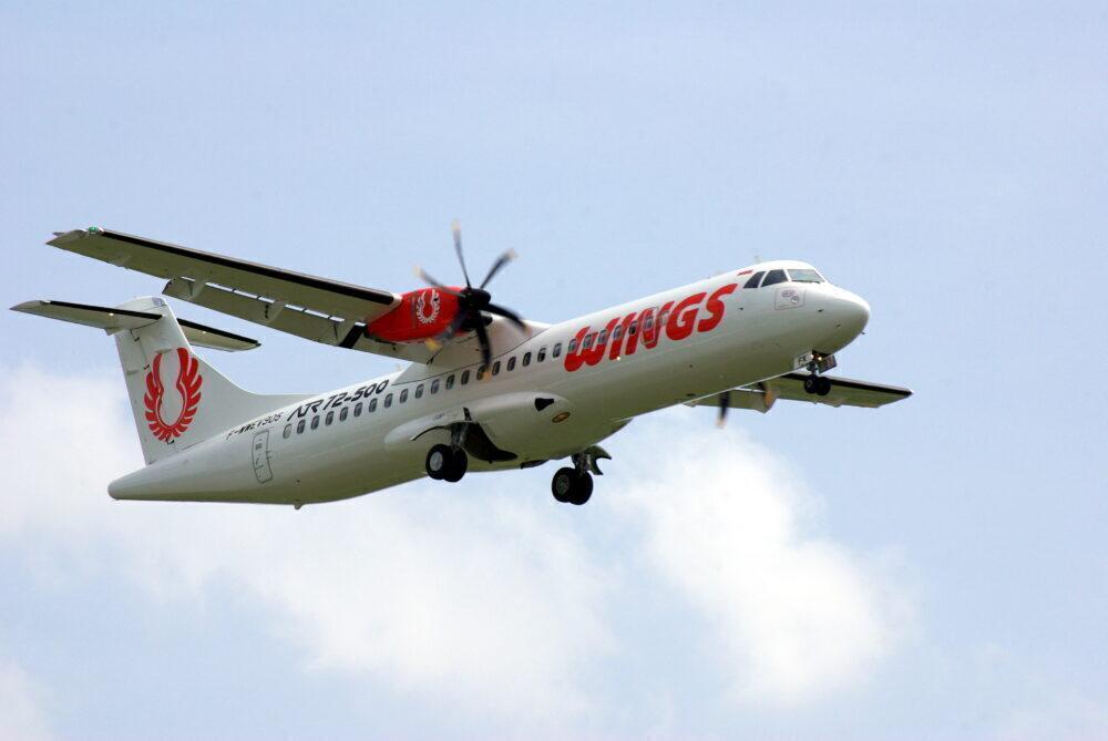 Wings Air ATR 72