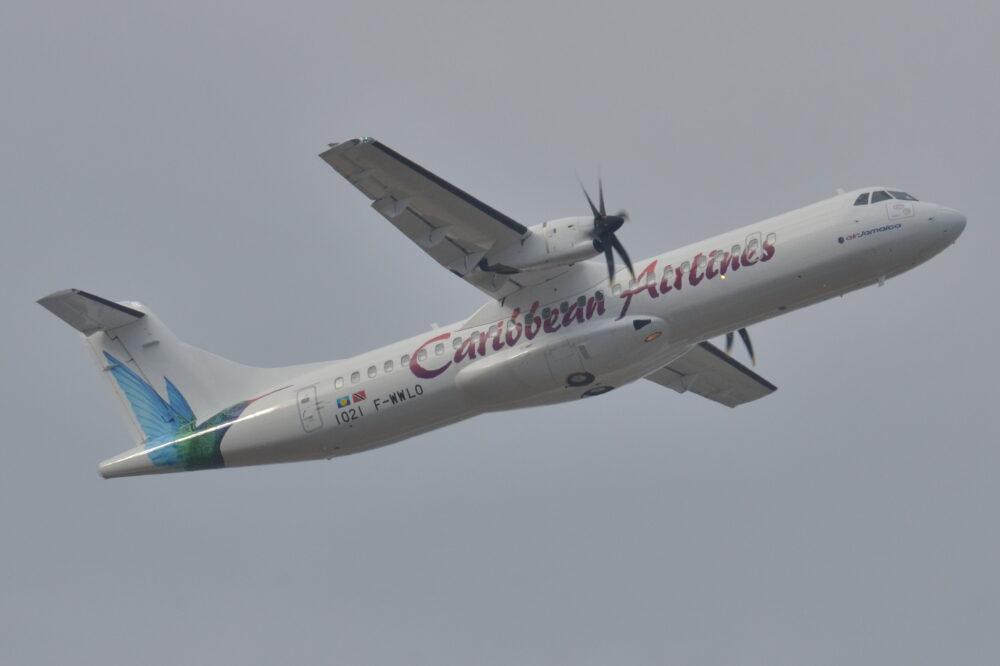 Caribbean Airlines ATR 72