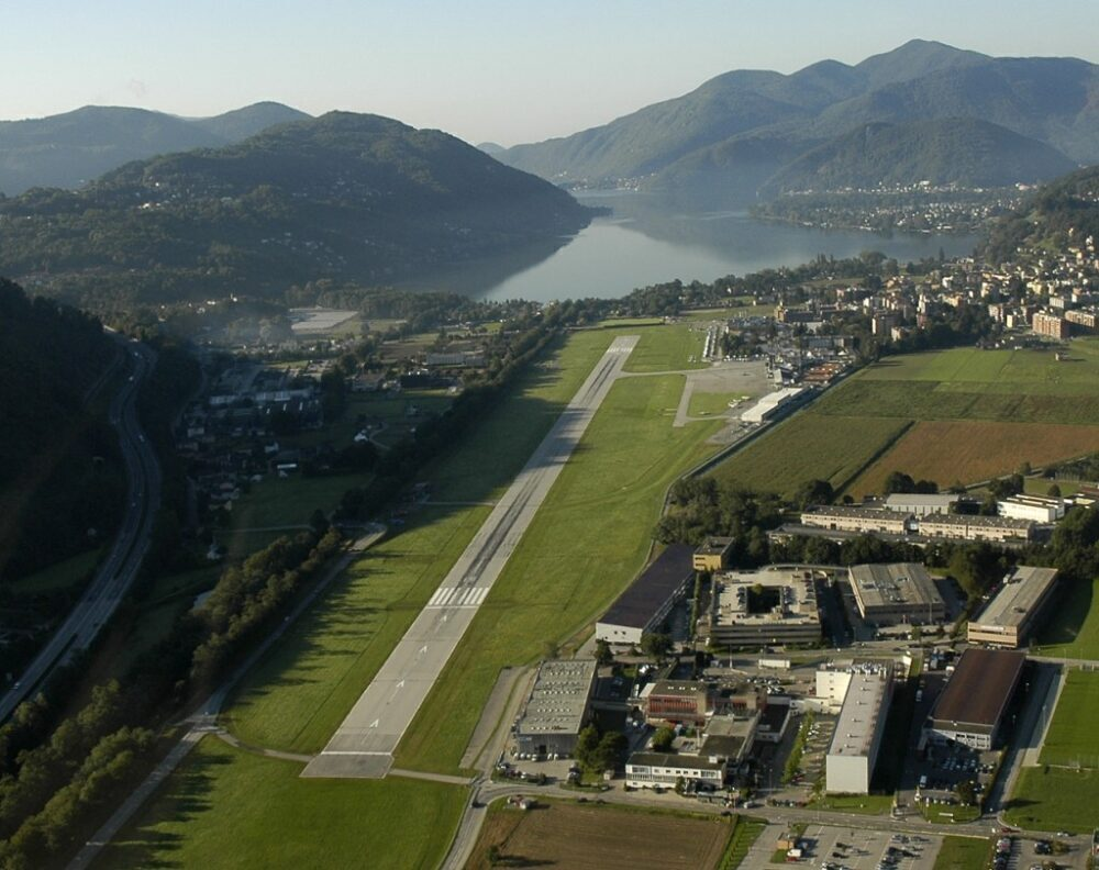 Lugano Airport