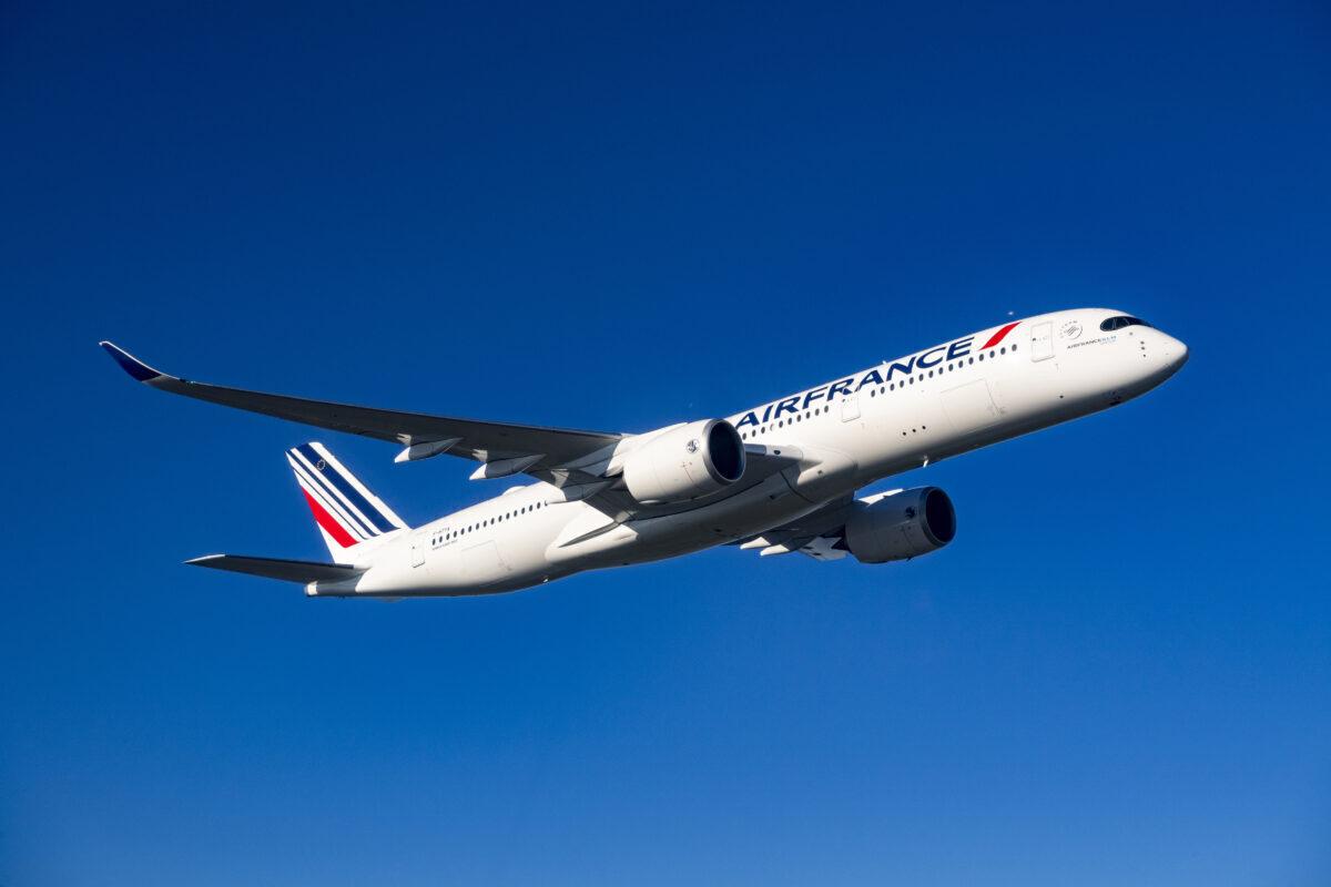 AirFrance A350-