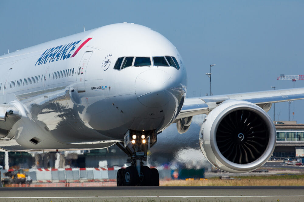 Air France 777 Returns To Washington After Captain Feels Unwell