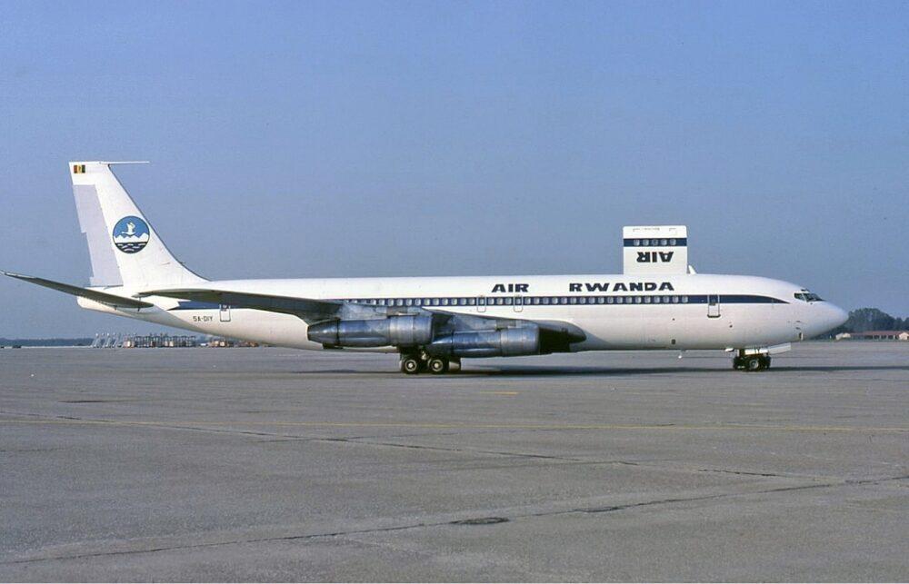 Air Rwanda 707