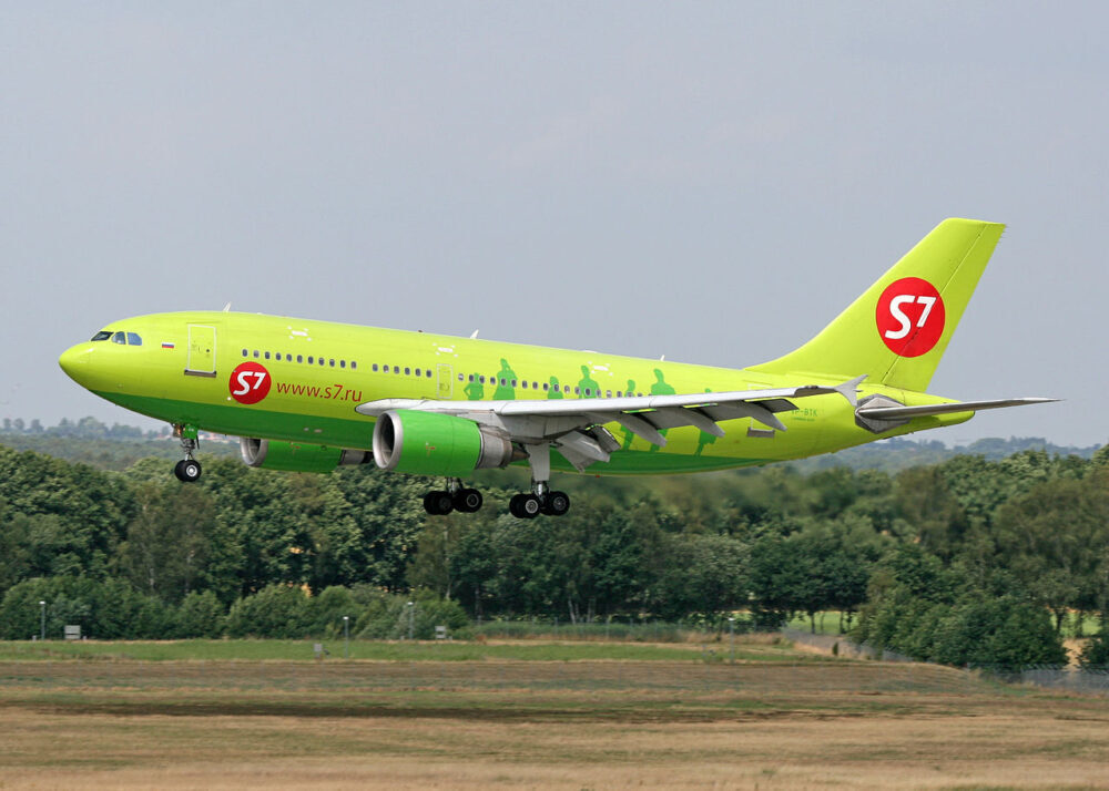 S7 Airlines Airbus A310