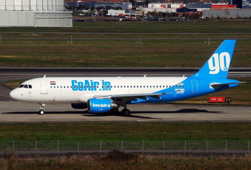 GoAir Airbus A320-200