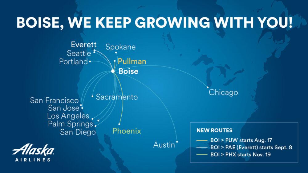 Alaska New Routes