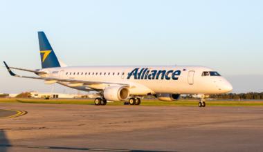Qantas-Alliance-Airlines-Embraer-E190s