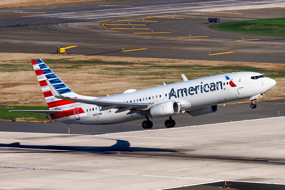 American Airlines 737 Reportedly Denied Emergency Landing