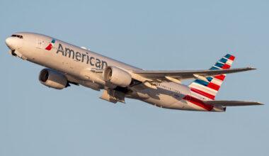 American Airlines Boeing 777-223(ER) N790AN