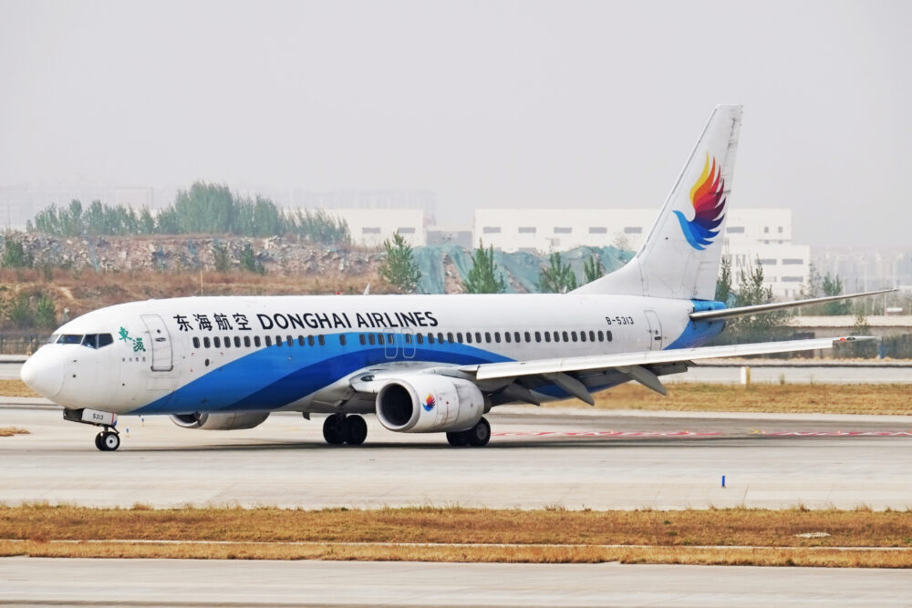 Donghai 737
