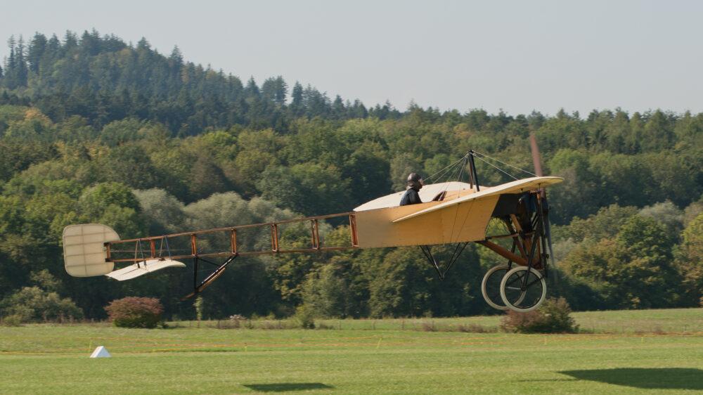 Blériot monoplane