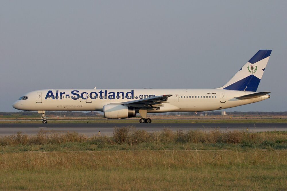 What Happened To Air Scotland?