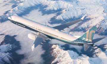 Boeing Conducts 737 MAX 10 Taxi Tests