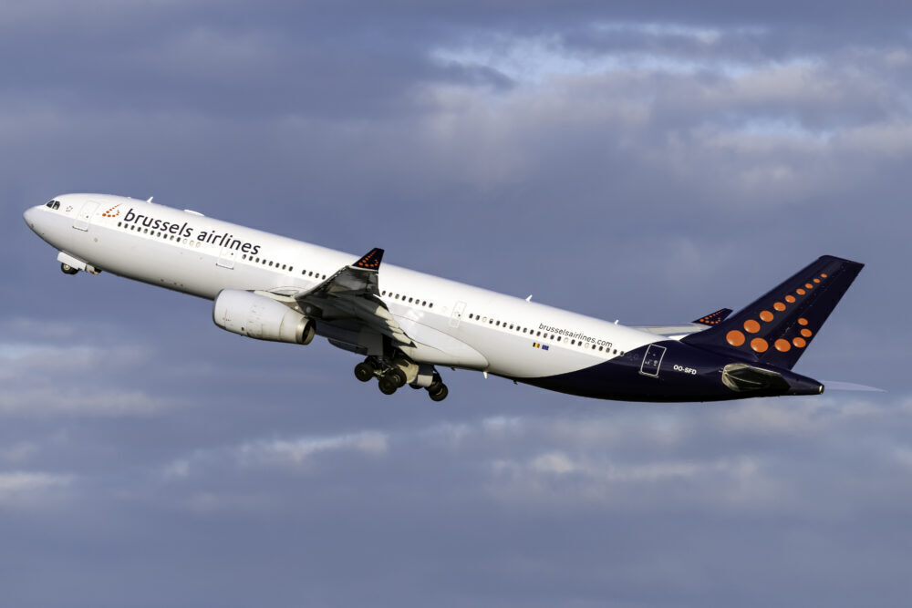 Brussels Airlines Long-Haul Capacity Recovering Faster Than Short Haul