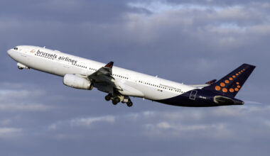 Brussels Airlines Airbus A330-342 OO-SFD